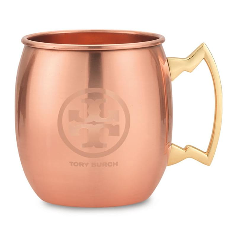 20 Oz. Moscow Mule with Brass Handle