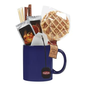 Classic Apple Pie Gift Set w/11 Oz. Ceramic Mug