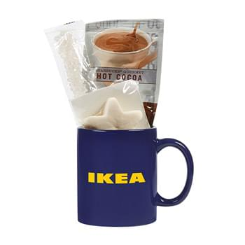 Classic Hot Cocoa Gift Set Holiday Gift Food Gift
