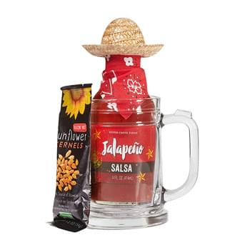 Koblenz Hot & Spicy Gift Set w/Glass Beer Stein
