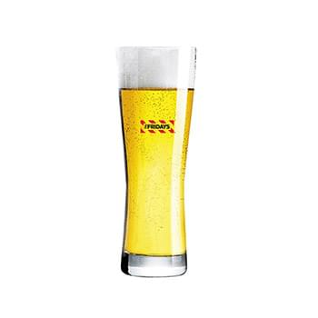Oslo Pilsner 20 Oz. Beer Glass