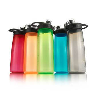 Viking - 28 oz single wall sports bottle with flip top lid
