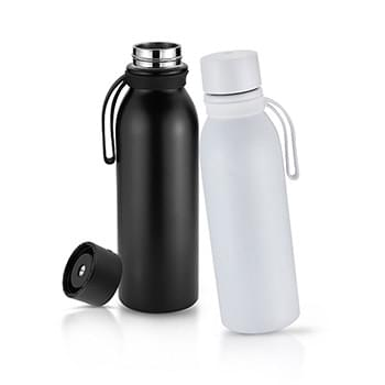 20 Oz. Bolt Double Wall Vacuum Bottle