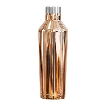 Riviera 17 Oz. Vacuum Sealed Stainless Steel Bottle - Copper
