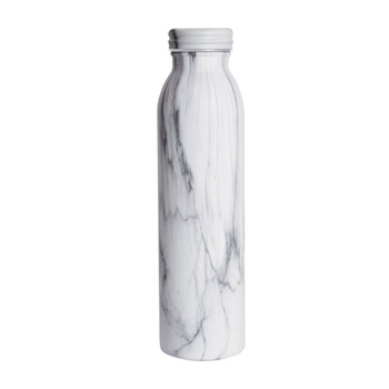 Rustic 20 Oz. Vacuum Sealed Stainless Steel Bottle