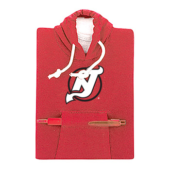 "Hoodie Sweatshirt Notebook w/ Matching Pen 5.25"" x 8.25"""
