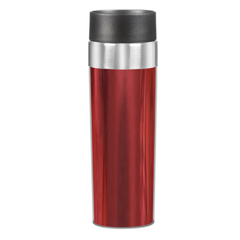 Soleil 16 oz double wall tumbler with Metallic Insert