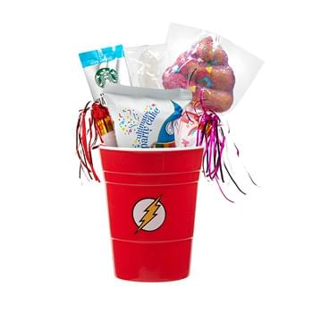 Let's Party Plastic Cup Gift Set