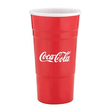 22 Oz. Single Wall Party Cup