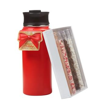 Everest Sampler Gift Set w/20 Oz. Stainless Steel Tumbler