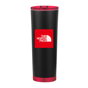 24 oz copper lined 18/8 vacuum insulated stainless Steel tumbler-Slim Jim.
